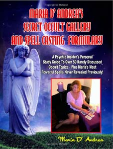 Secret Occult Gallery And Spell Casting Formulary